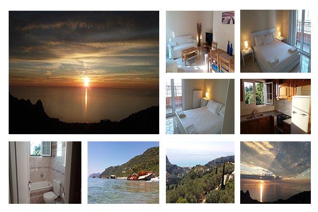 Horizon Apartments Corfu-Wohnung