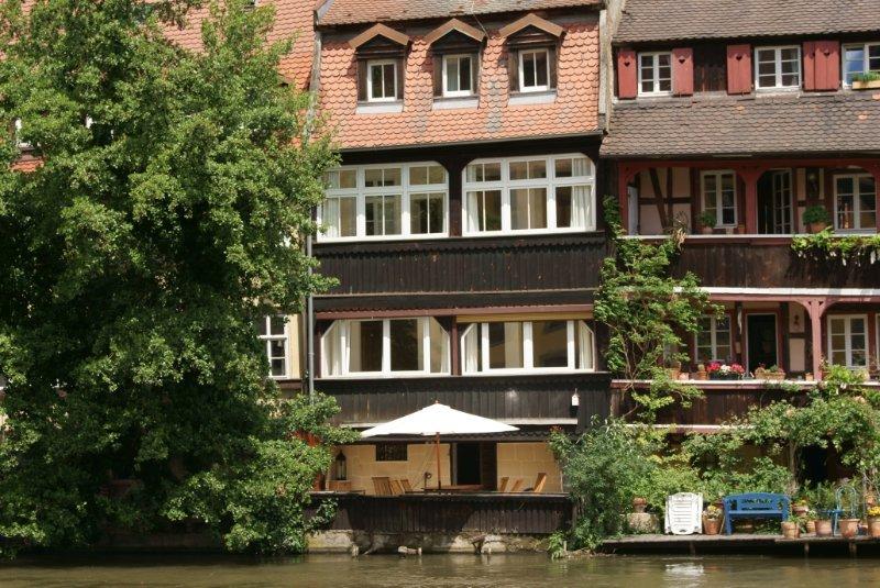 Ferienwohnung Bamberg Ambiente Klein Venedig, alquiler vacacional en Bamberg