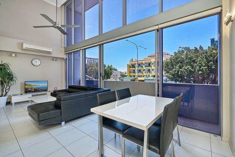 city apartments 203, aluguéis de temporada em Cairns
