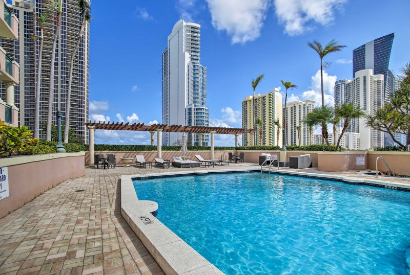 Plan your next trip to sunny isles beach at this vacation rental condo!