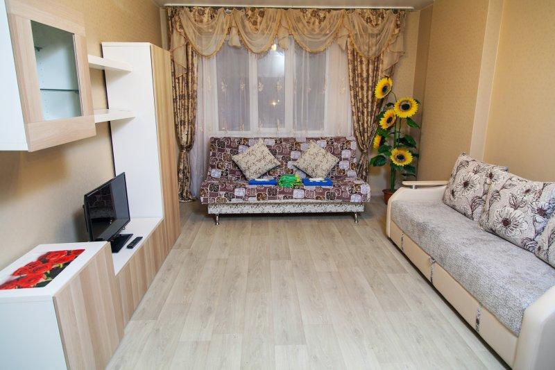 Квартира для большой компании, holiday rental in Berdsk
