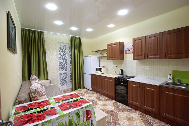 Большая уютная квартира в центре., holiday rental in Berdsk