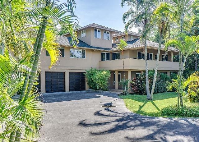 Lymans Bay Hale-Oceanfront, vacation rental in Kailua-Kona