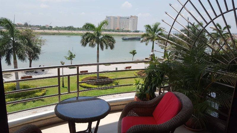 Riverview Apartments - Heart Of Phnom Penh, aluguéis de temporada em Phnom Penh