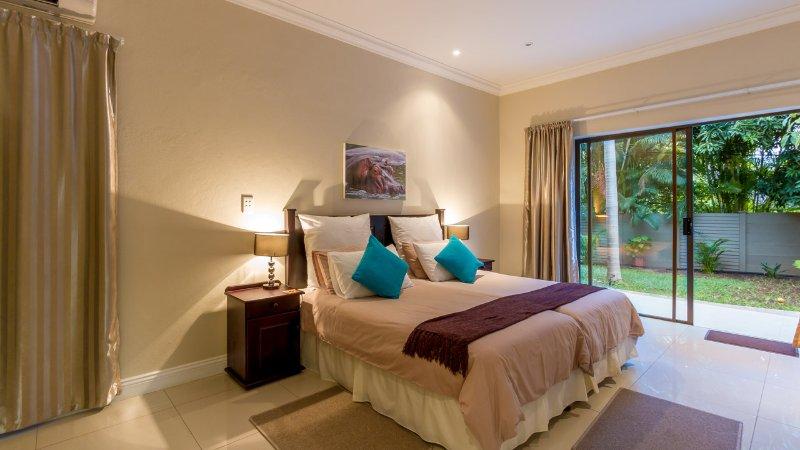 La sala Mvubu muy bien equipada