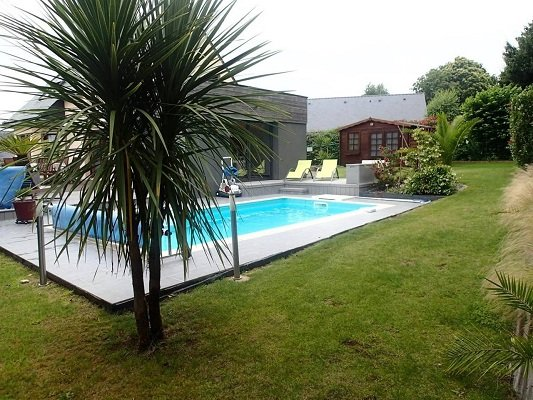 Redene Villa Sleeps 12 with Pool and WiFi - 5822344, vacation rental in Plouay