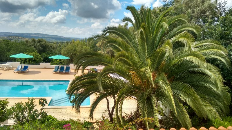 Villa Feliz One Bedroom Apartment 1A, holiday rental in Sao Bartolomeu de Messines
