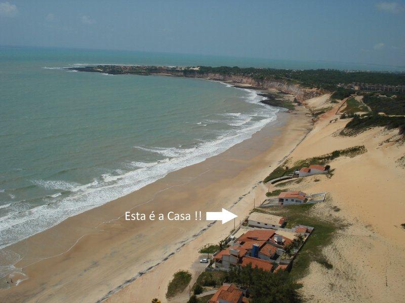 Casa Beira Mar ' Kia Ora', alquiler de vacaciones en Estado de Río Grande del Norte
