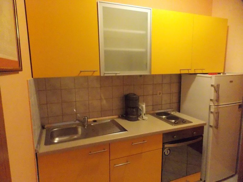 Apartments Vivien Kustici  -  A4 Studio Top Floor - up to 4 persons, holiday rental in Kustici