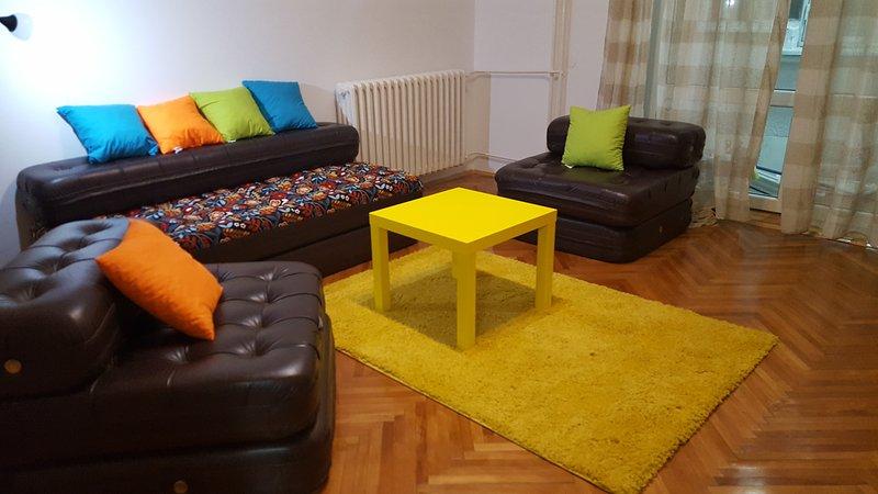 Gezellig Nieuw appartement ideaal voor uw verblijf in Novi Sad
