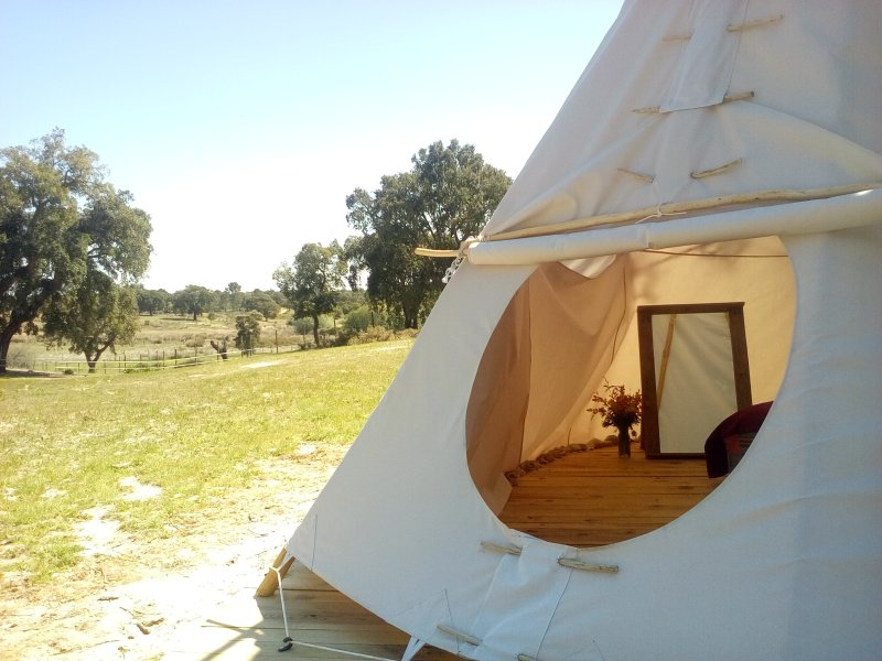 Direction South Glamping - Campsite with a soul, alquiler vacacional en Ponte de Sor