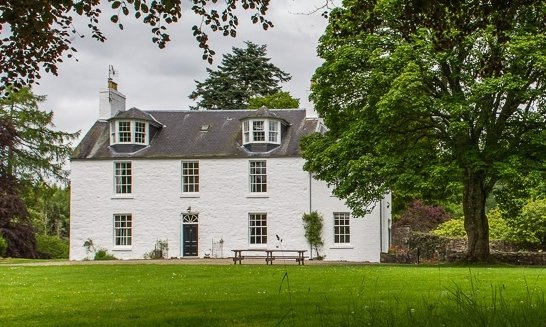 Cray House, holiday rental in Kirkmichael