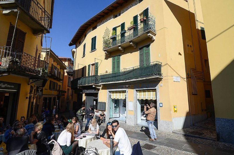 Appartamento Tesoro B, holiday rental in Griante