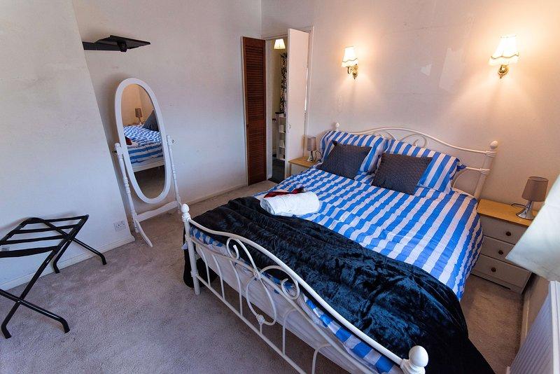 Grote slaapkamer dubbel