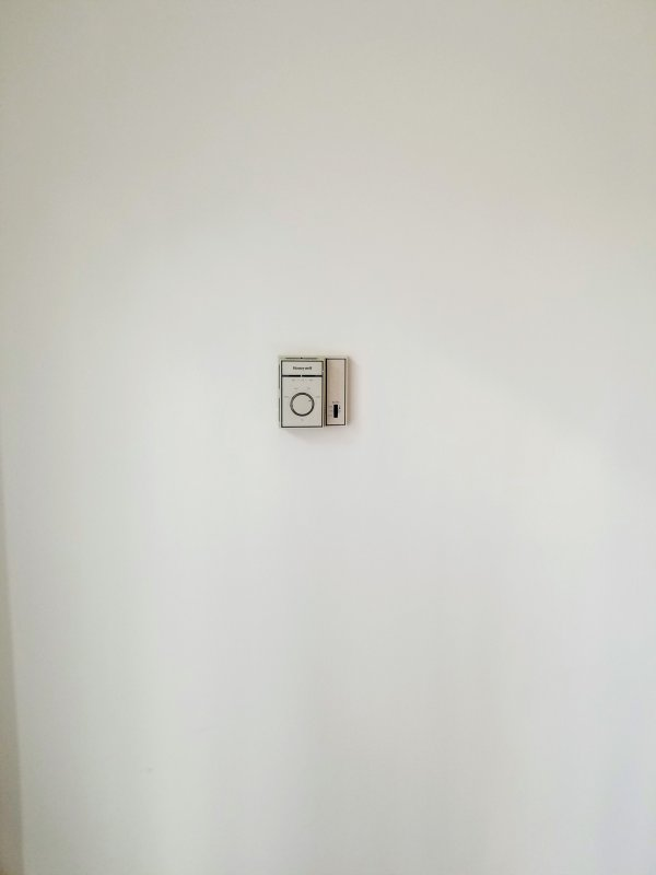 Separate thermostat for each room