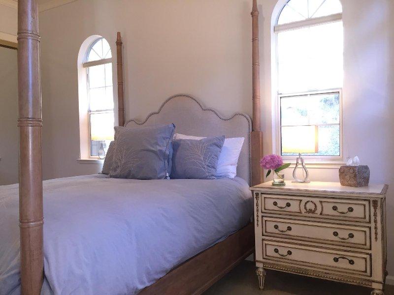Spacious Queen Bedroom view 2.