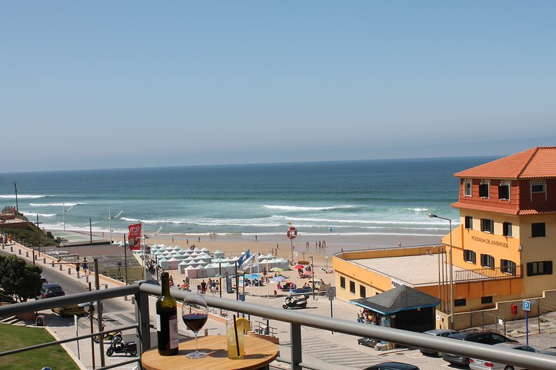 Apartment with breath-taking view, vacation rental in Areia Branca