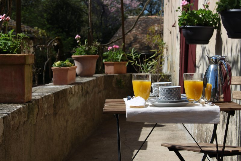 L'Ancien Couvent Cahuzac, holiday rental in Lougratte
