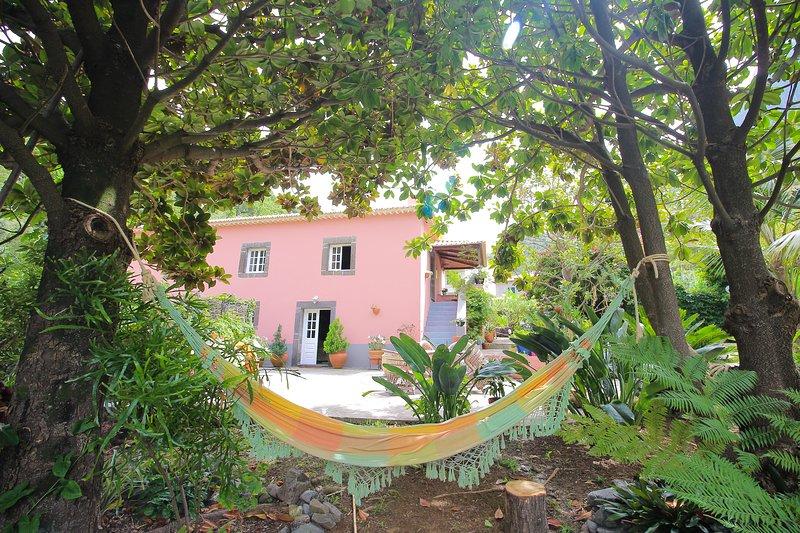 North Coast Guest House I, location de vacances à Sao Vicente
