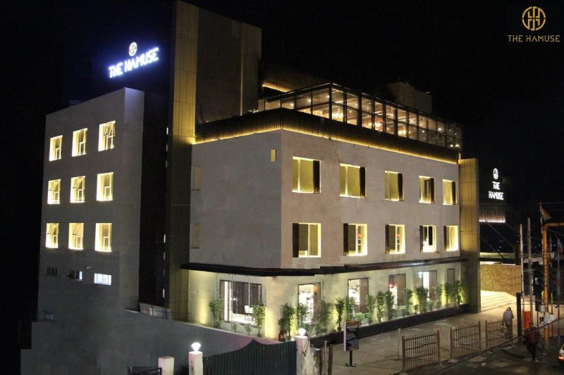 The Hamuse Hotel - Executive Suite 4, vakantiewoning in Dindigul District