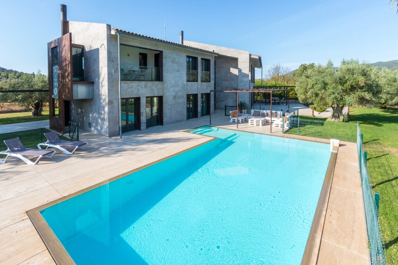 Villa Gran Real in Alaro, vacation rental in Alaró