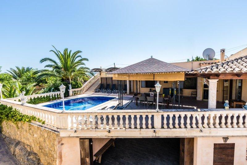 Villa Marina in Playa de Palma, location de vacances à El Arenal