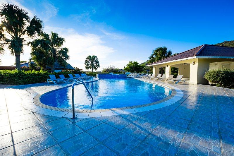 Ananda Curacao, Garden Villa met 3 slaapkamers Warawara