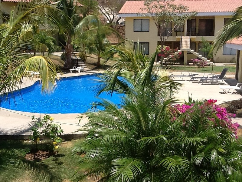 COSTA RICA CONDO in OCOTAL BEACH with two bedroom and 2 full bathrooms, vacation rental in Nuevo Colon