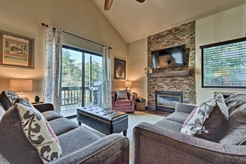 Elevate your next Utah getaway at this Park City vacation rental condo!