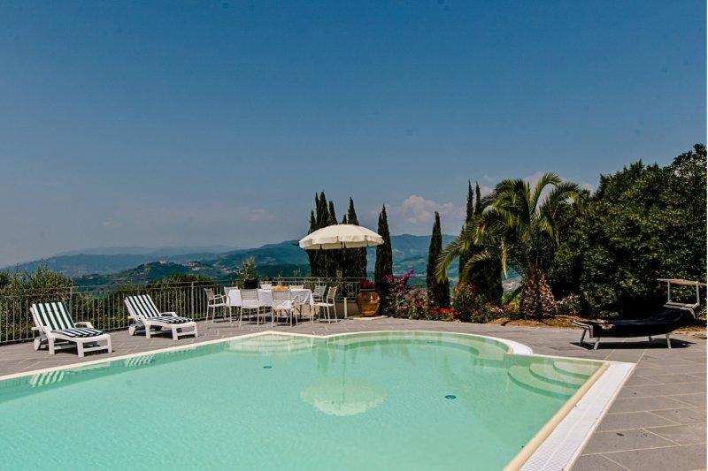 VILLA DELLE TERME, aluguéis de temporada em Monsummano Terme