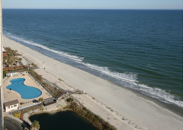 Myrtle Beach Resort T1601 Newly Renovated Awesome Ocean Front Condo