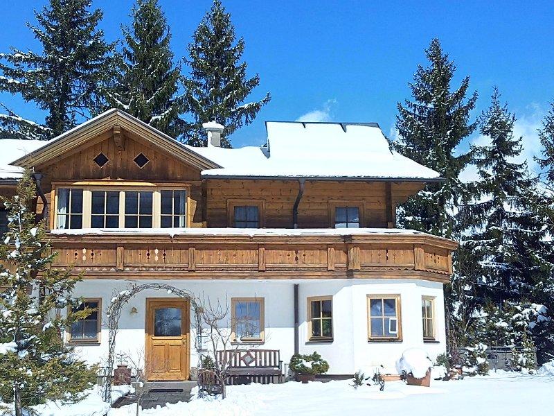 Landhaus im Winter | Landhaus in winter time