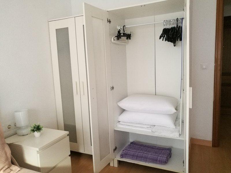 Dormitorio / Chambre