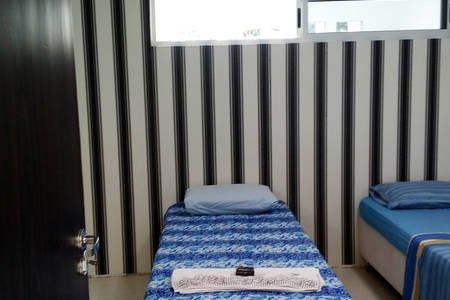 Quarto Compartilhado 4 Vagas no Centro, vacation rental in Foz do Iguacu