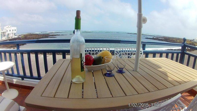CASA DE LA PLAYA, vacation rental in Punta Mujeres