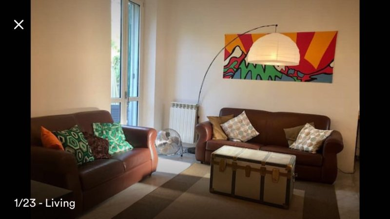 Pop art flat, glamorous entire apartment, vakantiewoning in San Donato Milanese