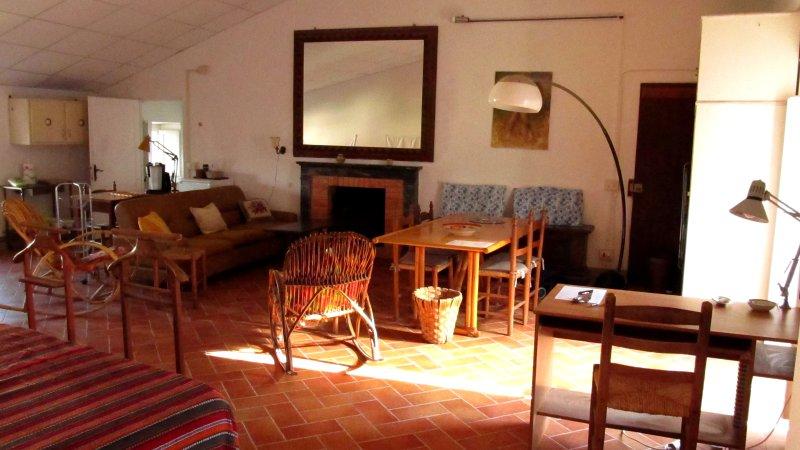 Sala Grande - the Big Room
