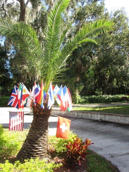 Profitez de notre Swiss-floridien internationale ENB-famille d'accueil.