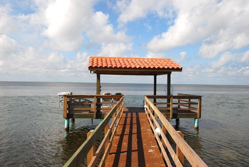 Lookout Dock