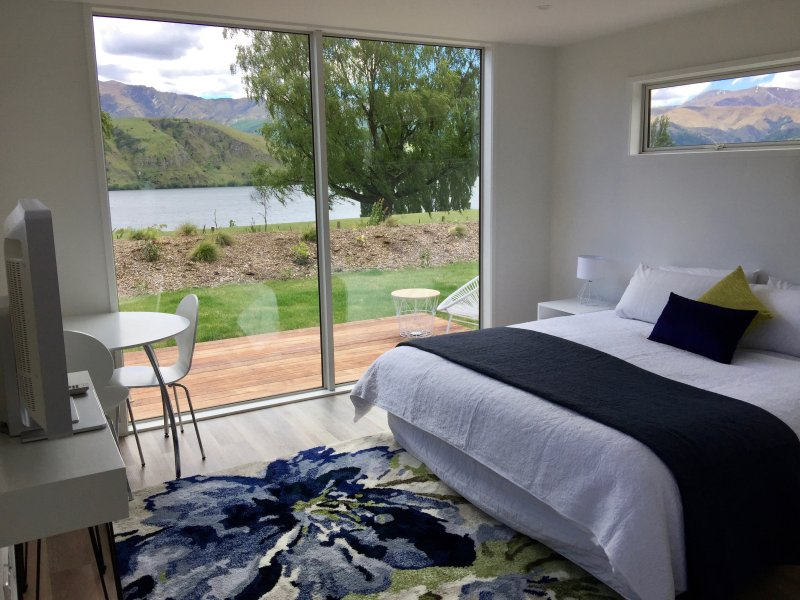 Lake Hayes Haven Studios & Spa, holiday rental in Gibbston