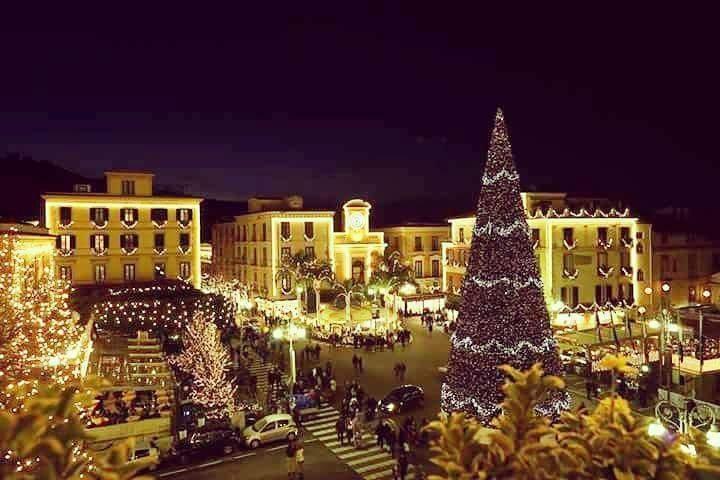 Sorrento at Christmas time!!