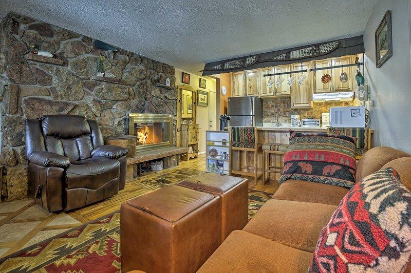 Goditi l'ultima vacanza al Winter Park in questo accogliente condominio per le vacanze.