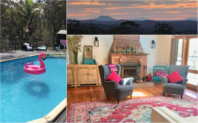 Wombat Ridge House + Cabin