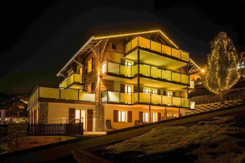 AZapartments B&B Haus Lunic, location de vacances à Eischoll