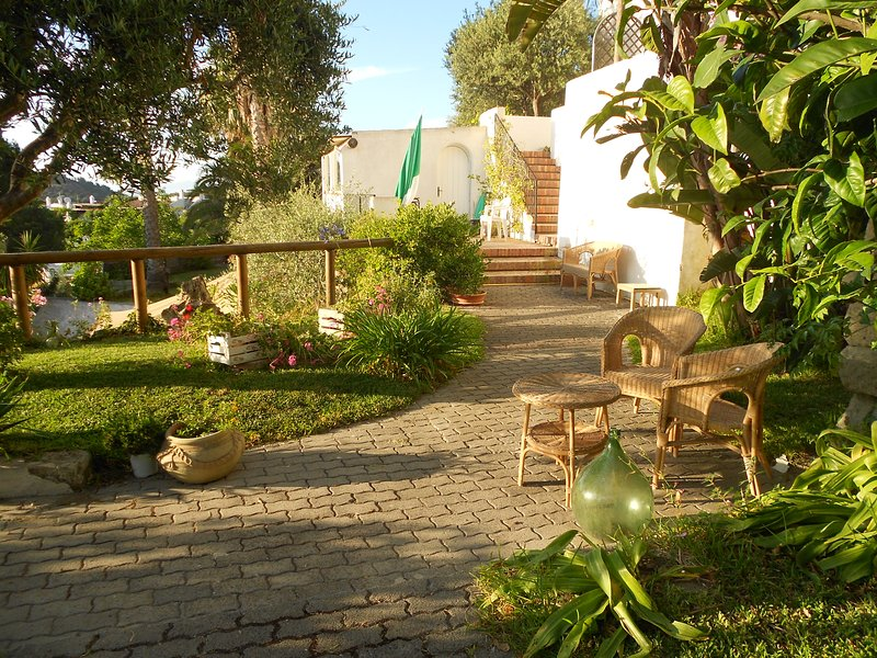 apartment 'La Quercia 'for 2 people, vacation rental in Forio
