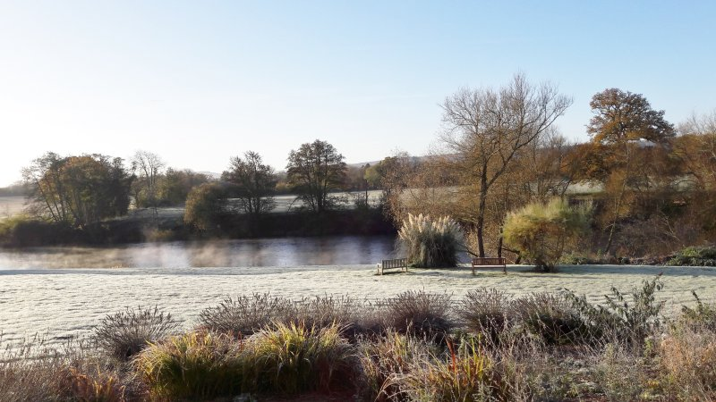Winter on the Wye