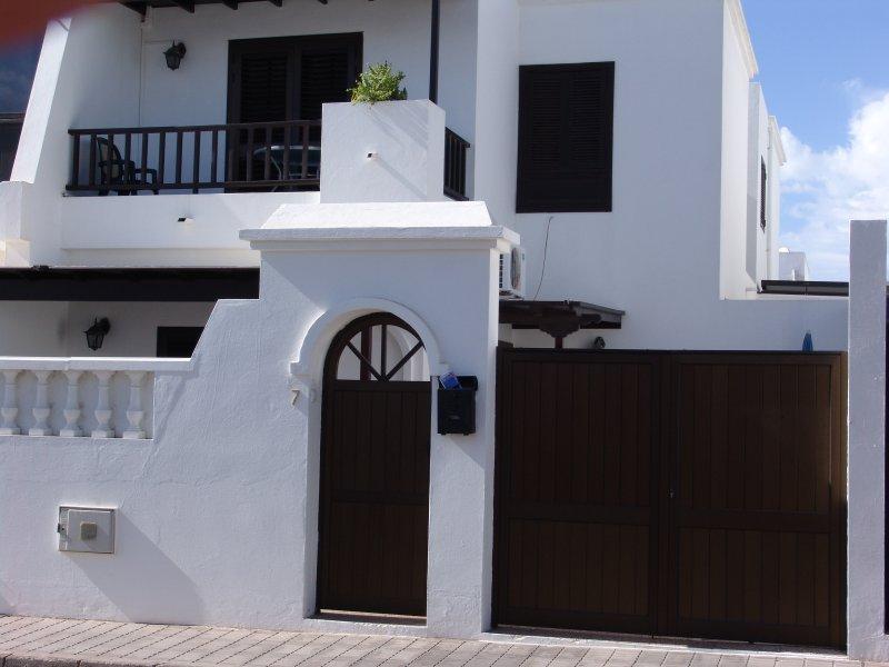 Villa Laura, holiday rental in Playa Honda