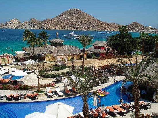 At Medano Beach Cabo San Lucas