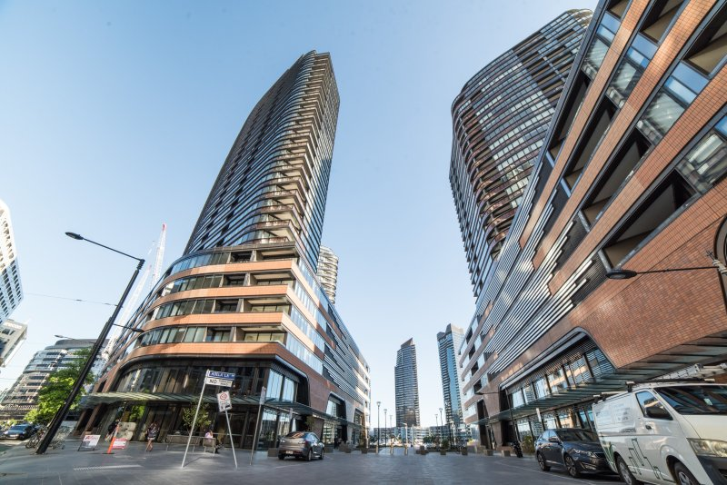 Melbourne Private Apartments - 883 Collins Street