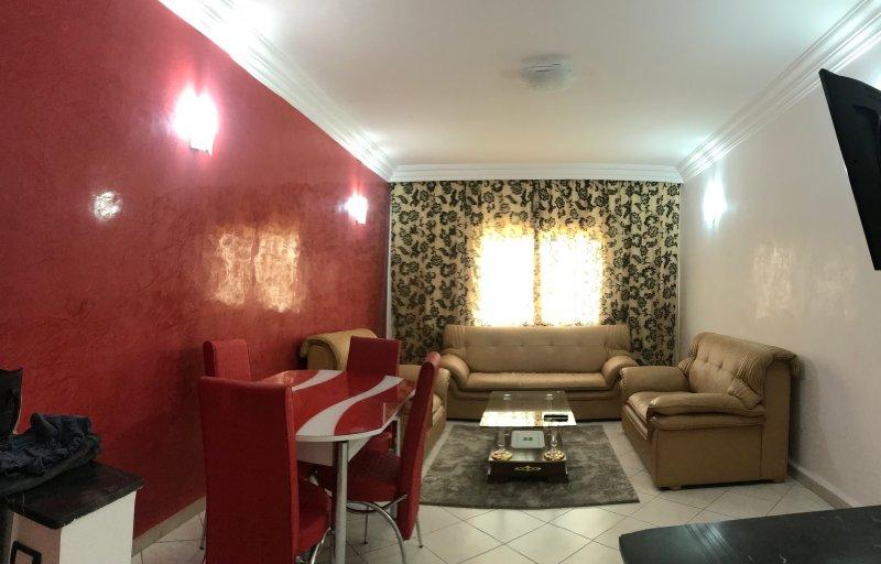 luxury apartment center Salam
